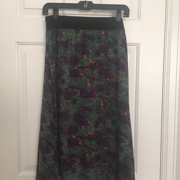Lularoe Lola Skirt -Size XL